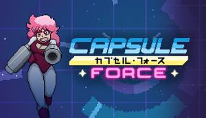 Capsule Force cover