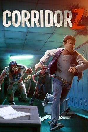 Corridor Z cover