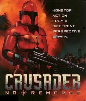 Crusader: No Remorse cover