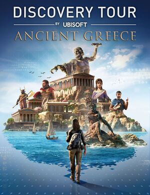 Discovery Tour:Ancient Greece by Ubisoft cover