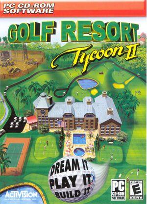 Golf Resort Tycoon II cover