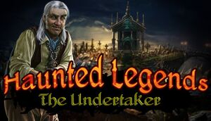 Haunted Legends: The Undertaker cover