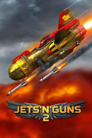 Jets'n'Guns 2 cover
