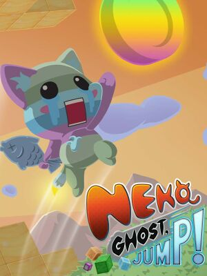Neko Ghost, Jump! cover