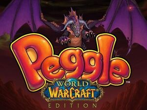 Peggle: World of Warcraft Edition cover