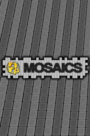 Pixel Puzzles Mosaics cover