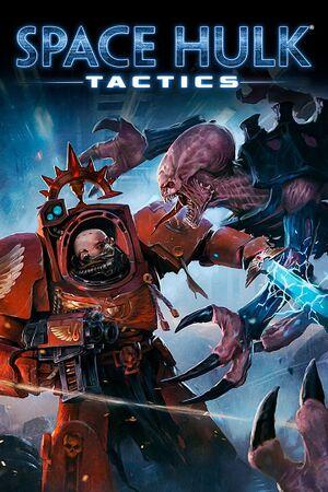 Space Hulk: Tactics cover