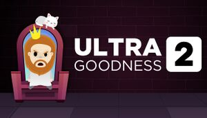 UltraGoodness 2 cover