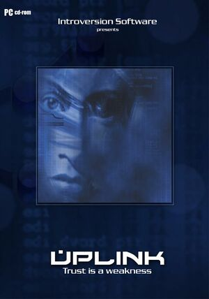 Uplink: Hacker Elite cover