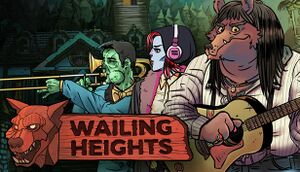 Wailing Heights cover