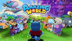 Amazing World cover