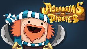 Assassins vs Pirates cover