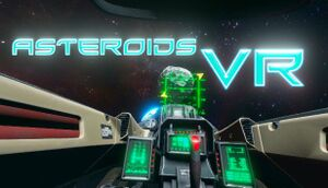 Asteroids VR cover