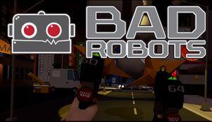 BadRobots VR cover