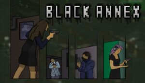 Black Annex cover