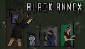 Black Annex cover