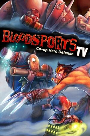 Bloodsports.TV cover