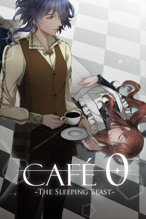CAFE 0 ~The Sleeping Beast~ cover