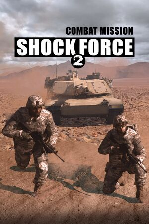 Combat Mission: Shock Force 2 cover