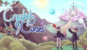 Crystals and Curses cover