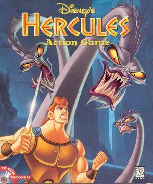 Disney's Hercules cover