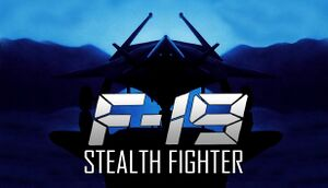F-19 Stealth Fighter cover