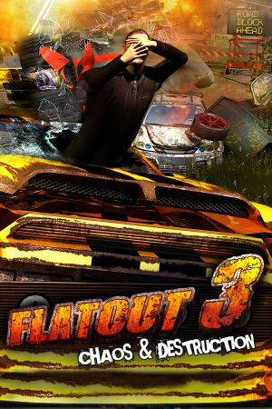 FlatOut 3: Chaos & Destruction cover