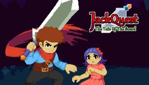 JackQuest: The Tale of The Sword cover