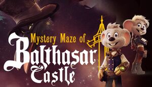 Mystery Maze of Balthasar Castle cover