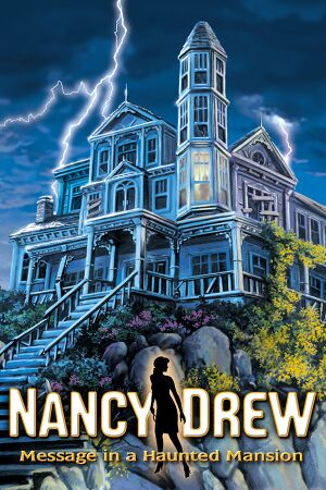 Nancy Drew: Message in a Haunted Mansion cover