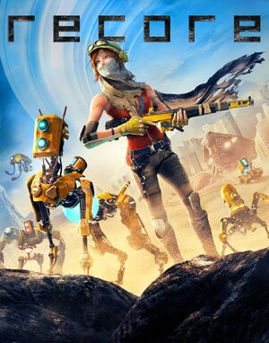 ReCore: Definitive Edition cover