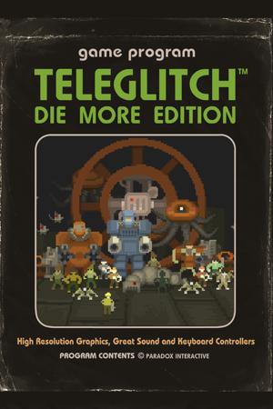 Teleglitch: Die More Edition cover