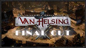 The Incredible Adventures of Van Helsing: Final Cut cover