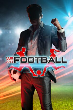 We Are Football cover