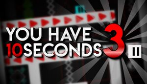 You Have 10 Seconds 3 cover