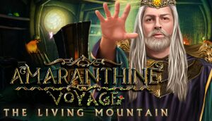 Amaranthine Voyage: The Living Mountain cover