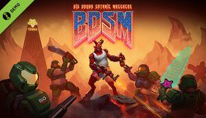 BDSM: Big Drunk Satanic Massacre Demo cover