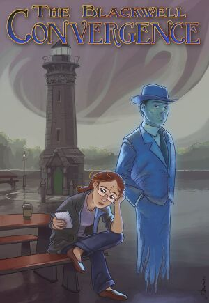 The Blackwell Convergence cover