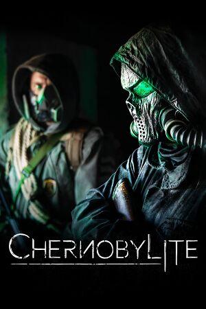 Chernobylite cover