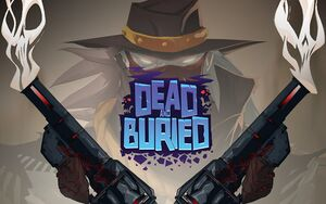 Dead and Buried cover