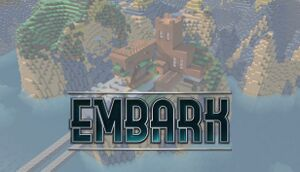 Embark cover