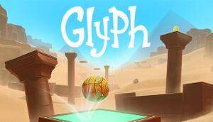 Glyph cover