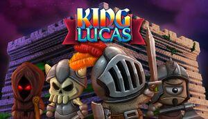 King Lucas cover