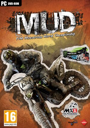 MUD Motocross World Championship cover