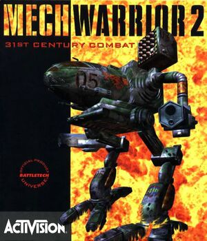 MechWarrior 2: 31st Century Combat cover