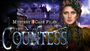 Mystery Case Files: The Countess cover