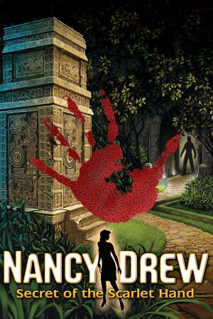 Nancy Drew: Secret of the Scarlet Hand cover