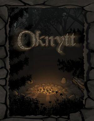 Oknytt cover