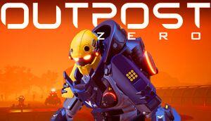 Outpost Zero cover