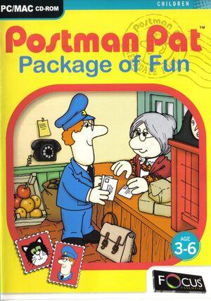 Postman Pat: Package of Fun cover